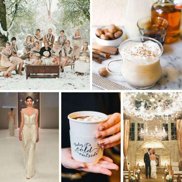 5 Wonderful Winter Wedding Ideas