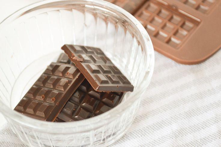 Zelf pure chocolade maken met yacon siroop