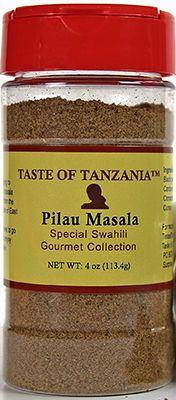 Christmas Pilau (in video) | Taste of Tanzania (TM)