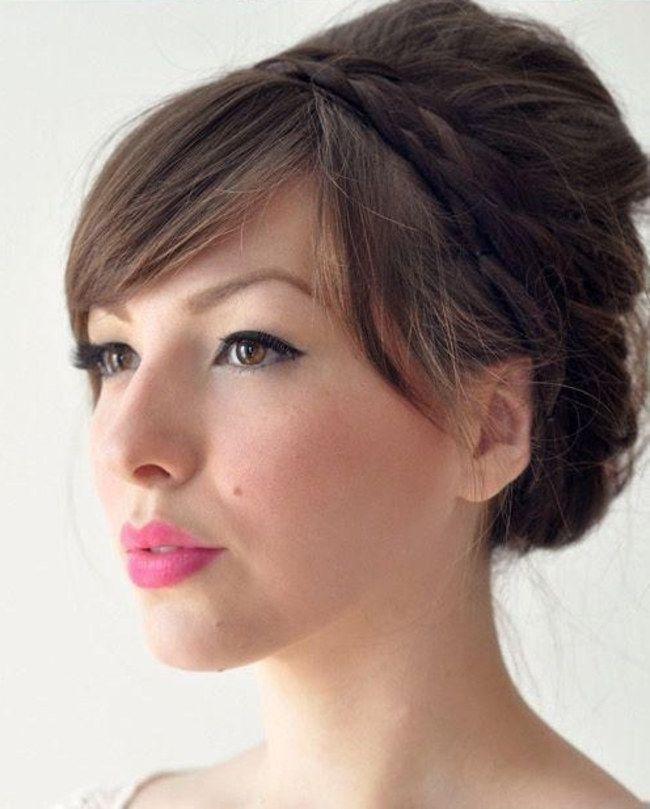 más de 25 ideas increíbles sobre peinado cenicienta en pinterest