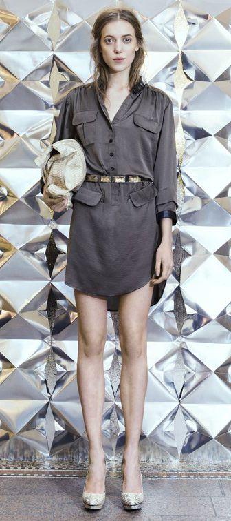 Munthe AW 2014 Adelina dress