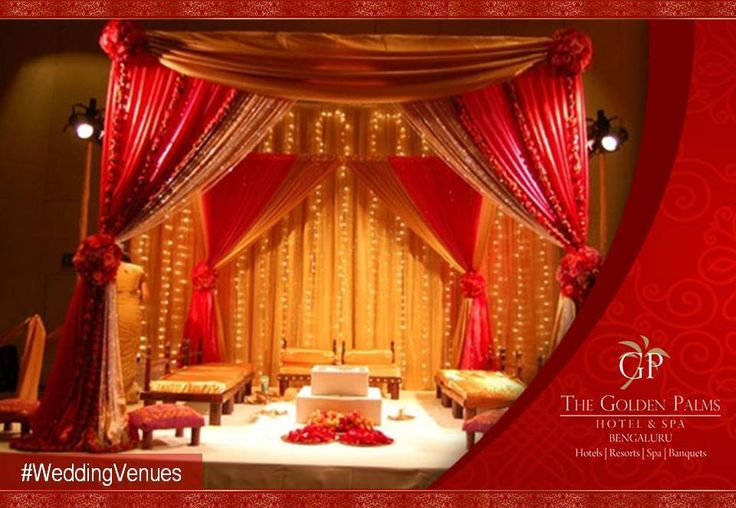 Let your big day becomes the most memorable day of your life with our marvellous wedding halls. Visit now at www.goldenpalmshotel.com for more details. #WeddingVenues