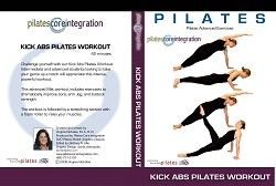 Readers Pick Their 6 Favorite Pilates DVDs of 2011: Finalist: Kick Abs Pilates Workout - Virginia Nicholas