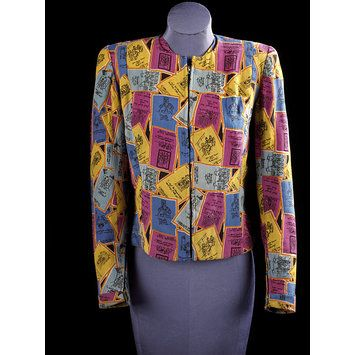 Jacket - Careless Talk Costs Lives, V: Life, Cost Living, Blouses Careless, 1940S Fashion, Living Blouses, Jackets, Talk Cost, 1940S Chic, Careless Talk