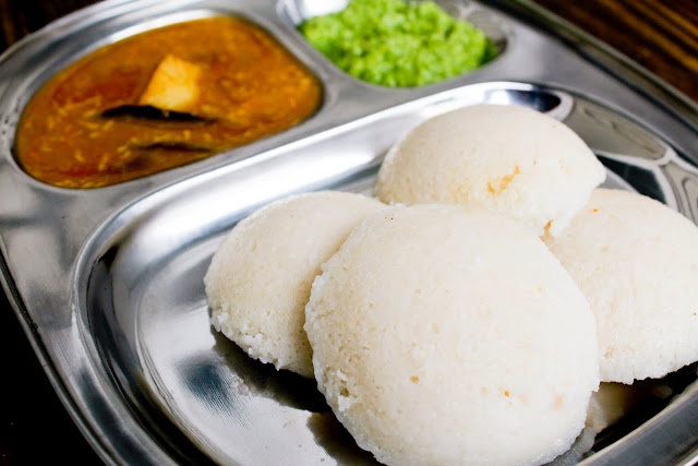 making idli recipe – A south Indian recipes
