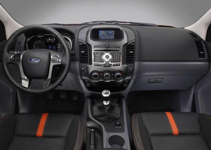 ford ranger 2014 фото
