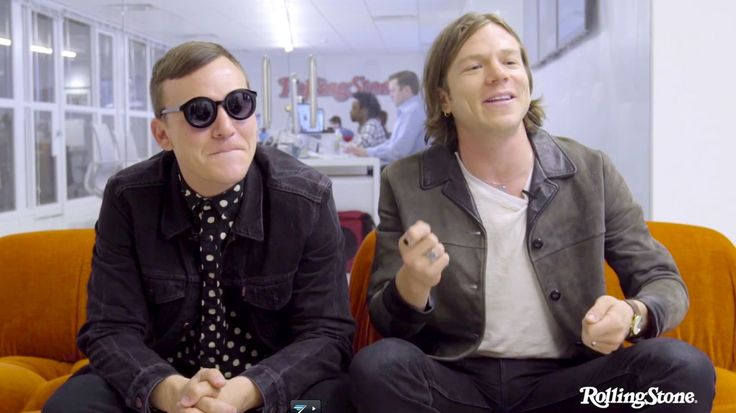 Watch Cage the Elephant Talk Dumpster-Diving for Instruments #headphones #music #headphones