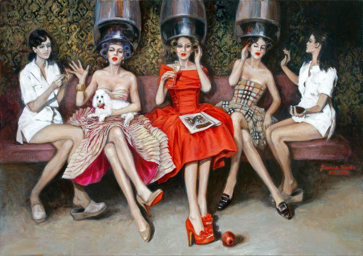 Dolce far niente,  Joanna Sierko-Filipowska