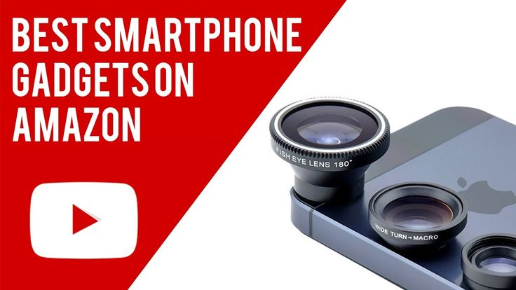 This is the top 5 smartphone gadgets you need to buy and test. By viewing this video I hope you think that they are cool and amazing. The prices mentioned in...