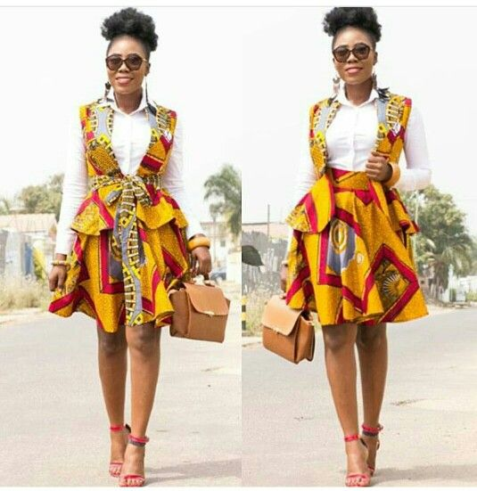 Love this and wanna make it or you're a fashion designer looking for good tailors to work with? Call or whatspp Gazzy Fashion Consults +234(0)8144088142. You can also like our page on Facebook @ Gazzy Fashion Consults.