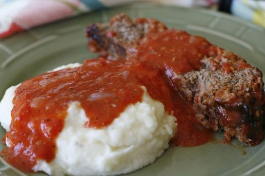 Can I really be from the South if I've never heard of tomato gravy?!  I must try this!