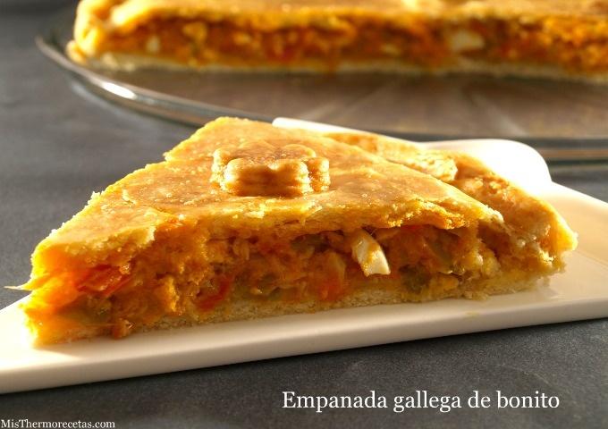 Empanada gallega de bonito - MisThermorecetas.com