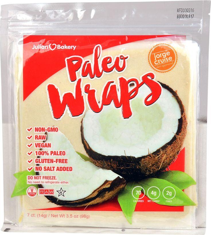 Julian Bakery Paleo™ Wraps