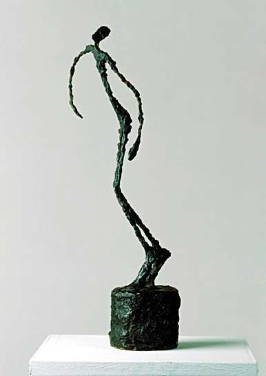 visual analysis of the walking man rodin On the 11th of january 1966, the swiss artist alberto giacometti died in chur, switzerland born as the eldest son of italian protestant refugees, later favoured by his painter father.