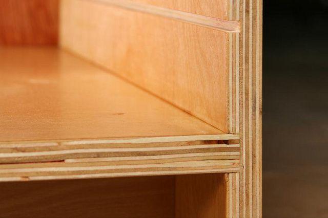 best 25  plywood shelves ideas on pinterest