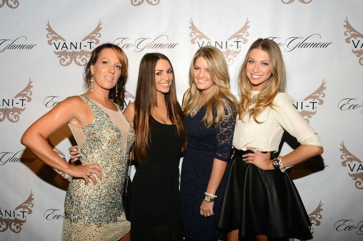 ani-T CEO and Founder, Tania Walsh, Scheana Marie, Pandora Vanderpump and Stassi Schroeder attend the Vani-T Launch Party at Bagatelle on January 17, 2013 in Los Angeles, California.