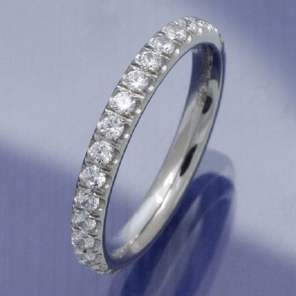 Verlobungsring Memoire Ring