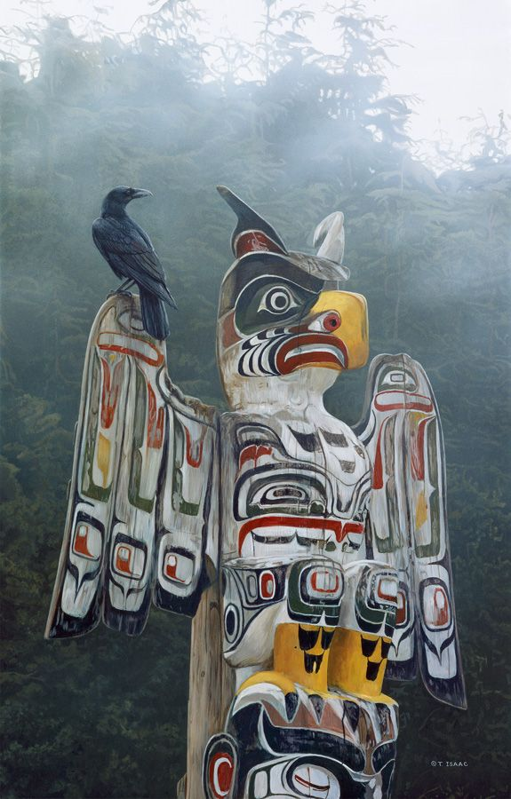 360 best images about totem poles on pinterest canada for Native american tattoo artist seattle