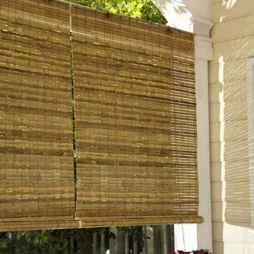 Bamboo Blinds Bamboo And Outdoor On Pinterest