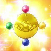 Usagi Tsukino in Sailor Moon Crystal .