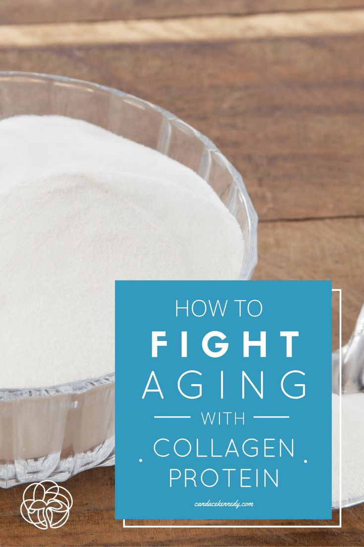 How to Reverse Aging with Collagen Protein | candacekennedy.com