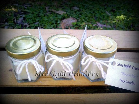 1000+ ideas about Candle Wedding Favors on Pinterest | Custom ...