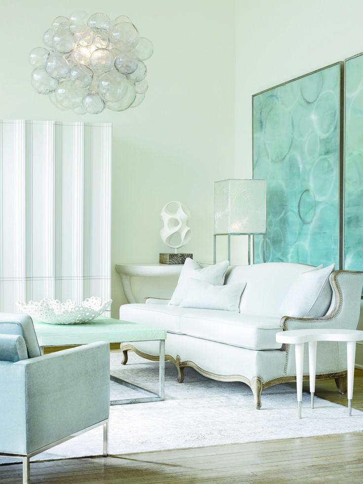 Attractive House Beautiful: Accent Aqua February 1, 2016. Oly StudioBlue InteriorsStudio  FurnitureFurniture ...