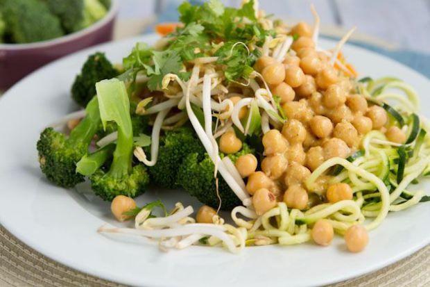 Dieta Alcalina Ricetta #10#- Fantasia di verdure con salsa al curry
