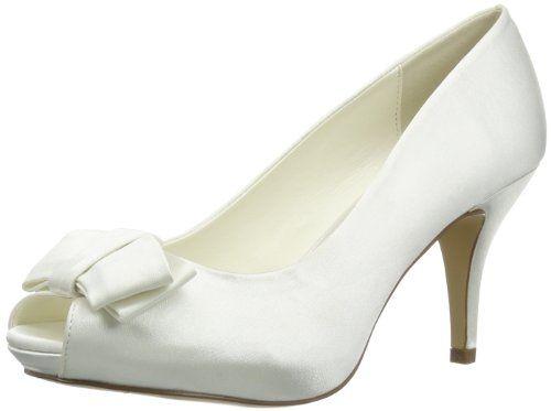 ♥ Menbur Wedding Azucena 5670 Damen Pumps ♥  Ansehen: https://www.brautboerse.de/menbur-wedding-azucena-5670-damen-pumps/   #Brautkleider #Hochzeit #Wedding