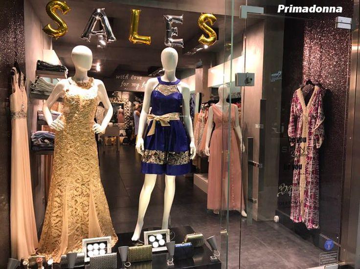 #Εντυπωσιακά_φορέματα_στην_Πάτρα και στο κατάστημα Primadonna.