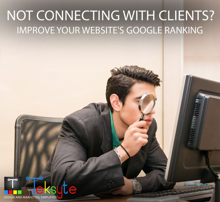 Be found when people Search Google and become another one of our digital success stories today! For more information about our web design and marketing services visit https://www.teksyte.com?utm_content=bufferb2838&utm_medium=social&utm_source=pinterest.com&utm_campaign=buffer #webdesign #seo #marketingonline #teksyte