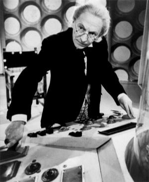 Doctor Who (1963-1989)  Cast and history: http://www.imdb.com/title/tt0056751/  Theme music: http://www.youtube.com/watch?v=75V4ClJZME4