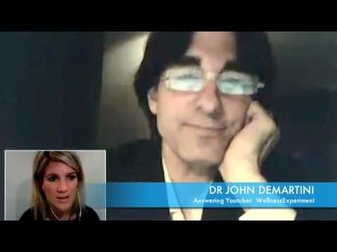 RE: Dr John Demartini answers Jean's questions on financial crisis & mon...