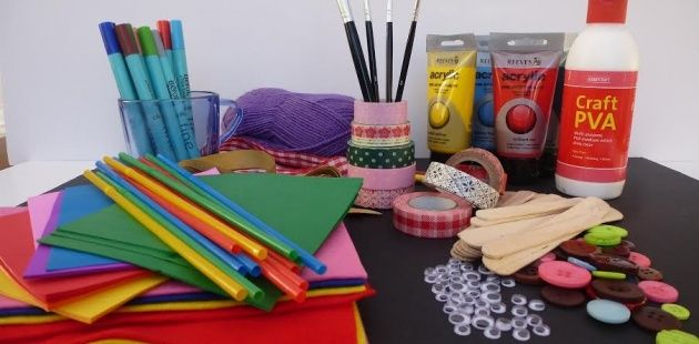 Craft boxes | Crafts for children - Netmums
