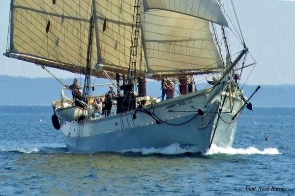Sailing ......
