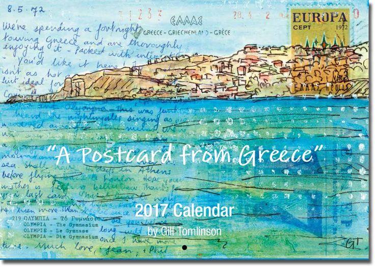 2017 Calendar | Gill Tomlinson Art