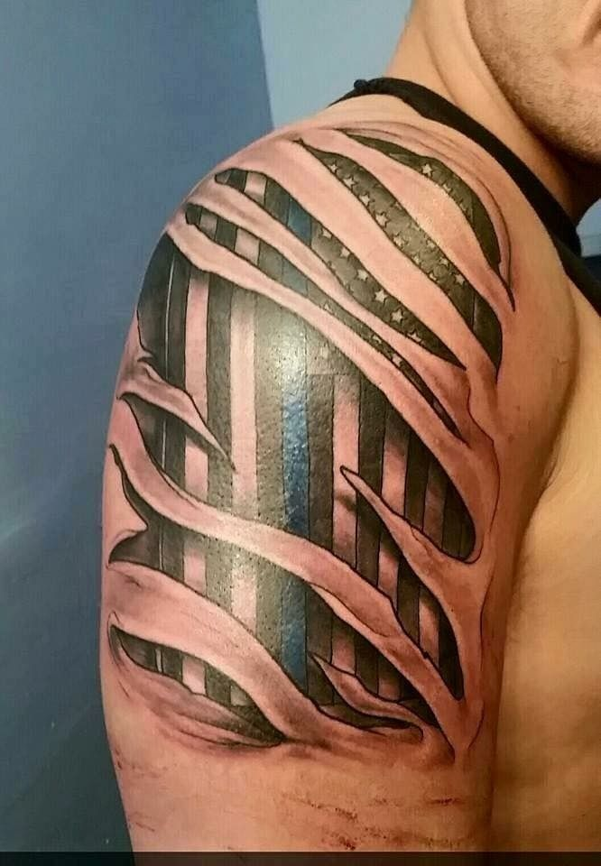 157 best images about tattoo ideas on pinterest blue for Law enforcement tattoos pictures