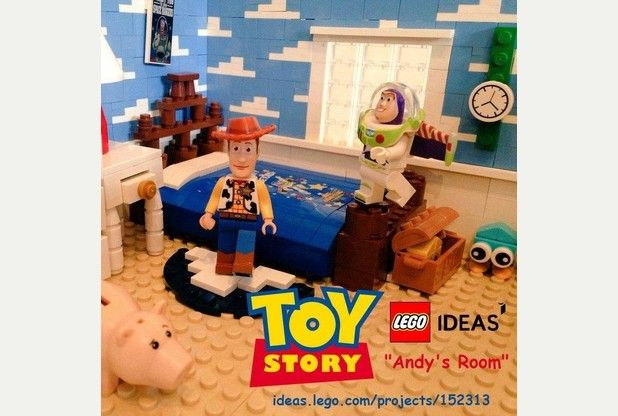 A Wellingborough man with a love for all things Lego has designed a set from the adventure film Toy Story, and needs just 10,000 votes to send it to infinity and beyond and land it on shop shelves. ...