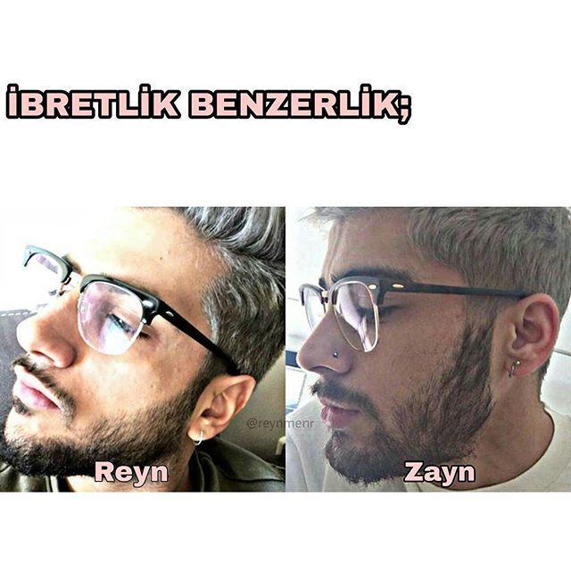 Reyn Ve Zayn Benzerligi Mens Sunglasses Zayn Instagram Posts