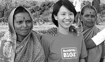 Meet our latest Change Maker, Masami Sato, co-founder of B1G1 (Buy1GIVE1).