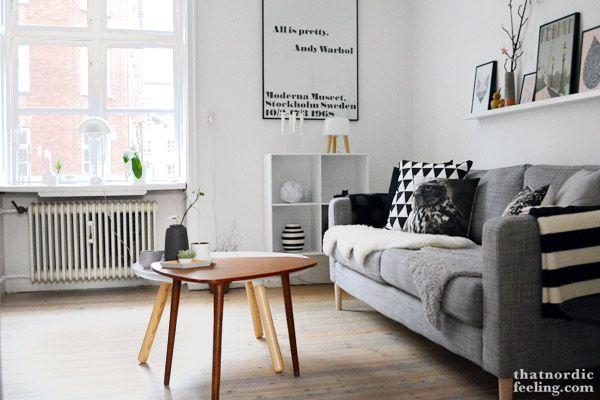 My home via that nordic feeling that nordic feeling blog for Nordic interior design inspiration
