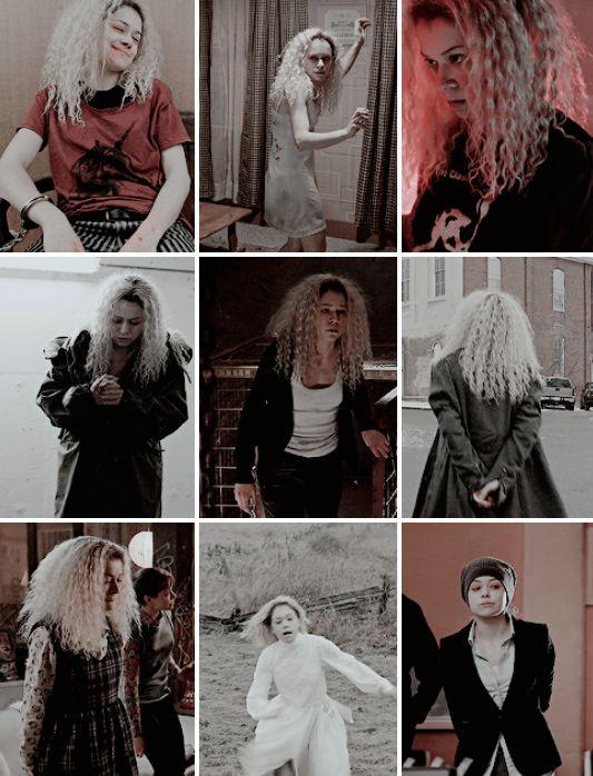 Helena // Orphan Black // Tatiana Maslany