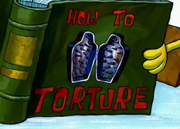 53 Spongebob-Screenshots, die aus dem Zusammenhang gerissen sogar noch witziger sind