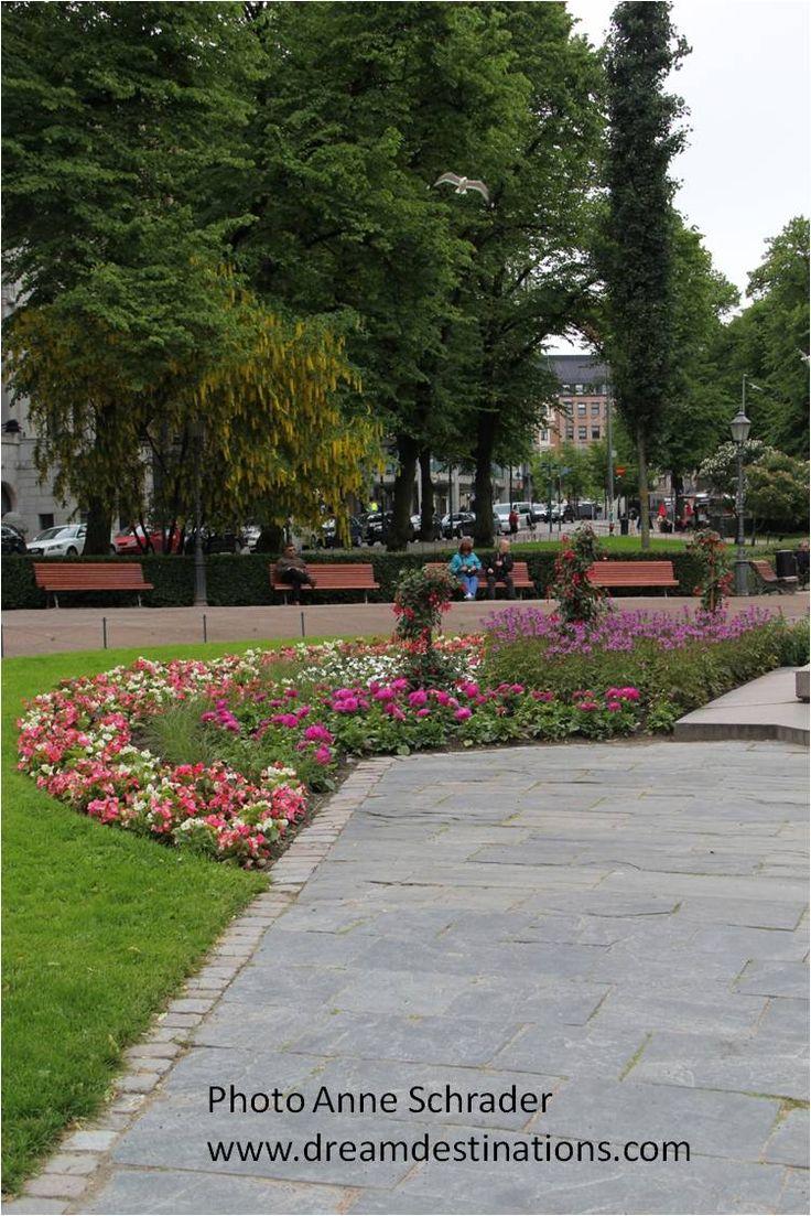 Esplanade Helsinki Finland 2014