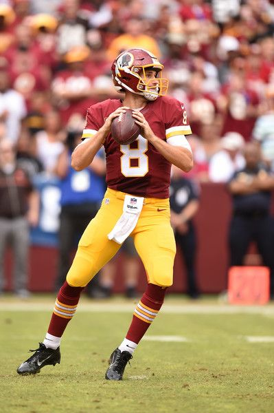Kirk Cousins // Washington Redskins