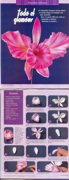Мастер класс для начинающих Орхидея фаленопсис... -…