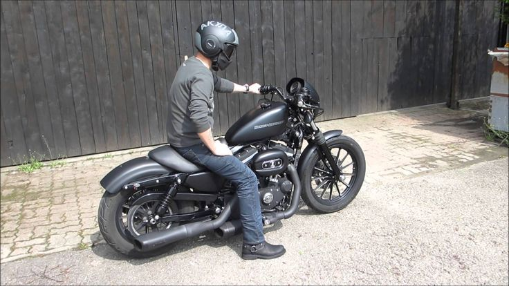 casque shark raw et harley davidson sportster iron 883 youtube cycle pinterest watches. Black Bedroom Furniture Sets. Home Design Ideas