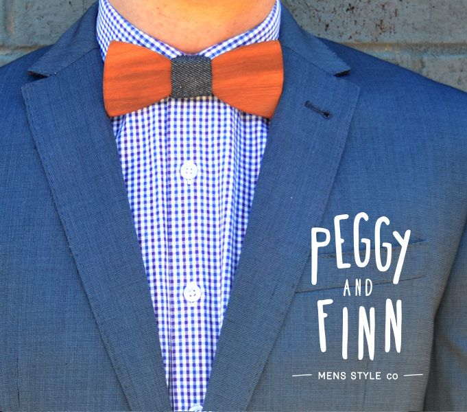 Peggy and Finn wooden bowties #bowties #woodenbowties #australianmade #groom www.peggyandfinn.com.au