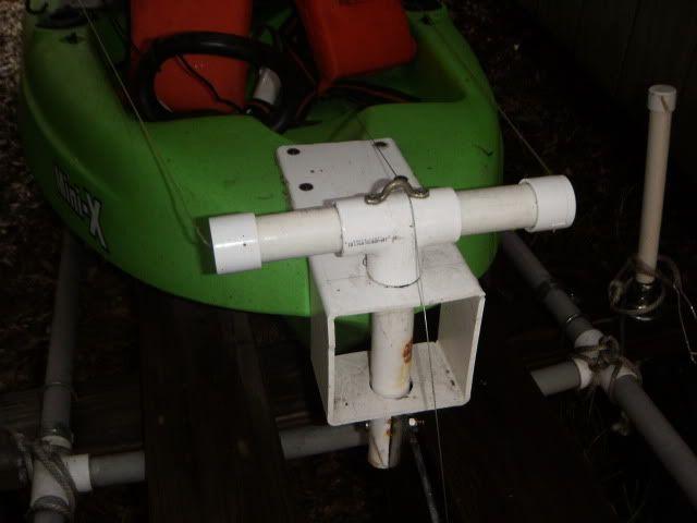 Easy DIY Kayak Rudder. - Pensacola Fishing Forum