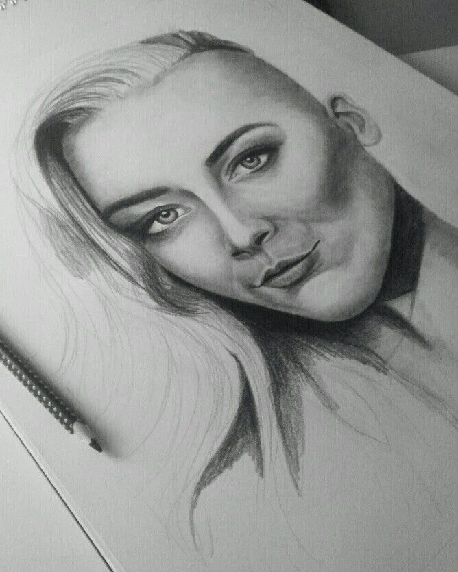 pencildrawing nd manuelah